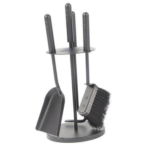 Picture of Westhay 1 - 3 Piece Anthracite Fireside Set