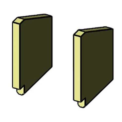 Picture of Christon 550/750 Side Brick Pair