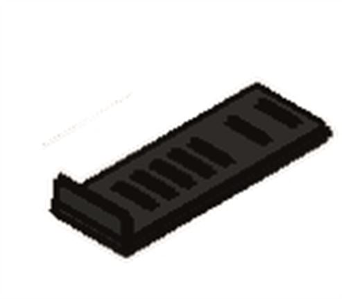 Picture of Cast Iron Side Grate Extender - Lox/Chu 10 Mk3