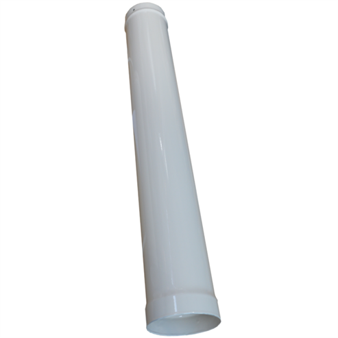 Picture of Glossy Enamel Flue Pipe  150mm⌀   1200mm Length