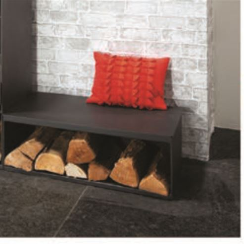 Picture of Christon 750 side table steel top