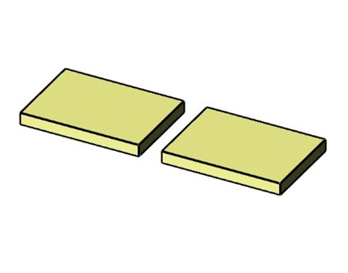 Picture of Christon 550 Base Brick Pair