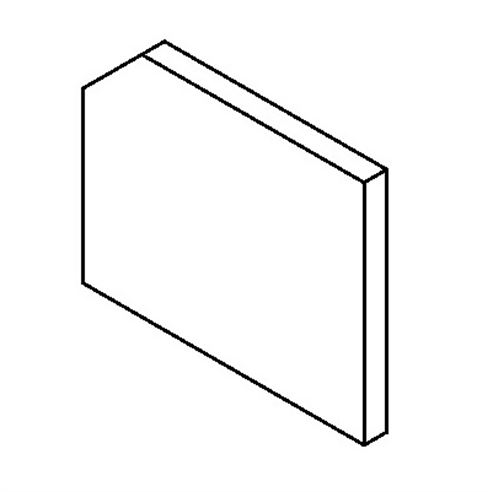 Picture of Side Brick - Mendip 8 Mk.1