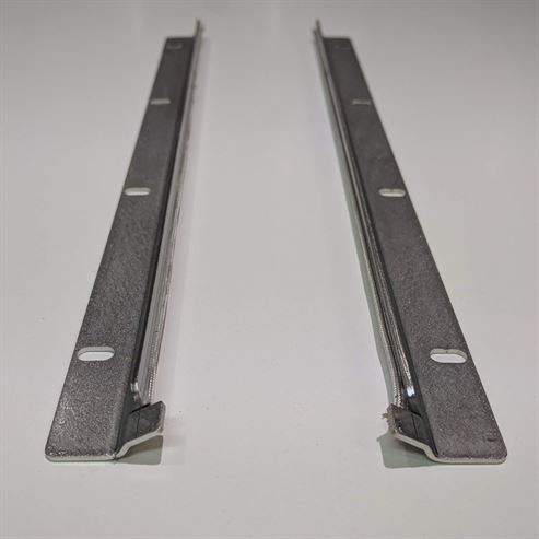 Picture of Retro Fit Glass Support Clamp Pair - Mendip Churchill 5/6kW Mk3.1