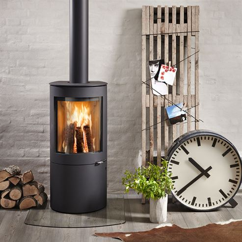 Picture for category Contemporary curved stoves