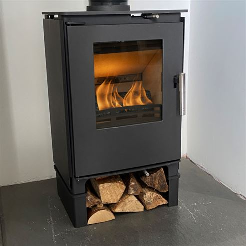 Picture of Loxton 3 Convector Plus Logstore MK3 Ecodesign