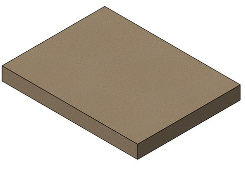 Picture of Vue Landscape Brick Base (Single)