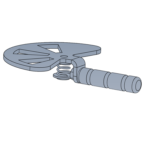 Picture of Air Control Lever Kit